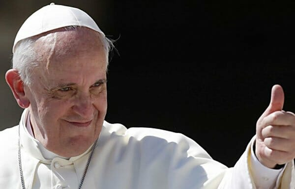 Pope Francis: to Mexico in February.