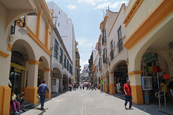 Cuernavaca: safer than it used to be.