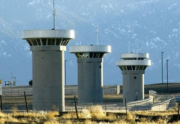 Federal Supermax prison which El Chapo could be calling home.