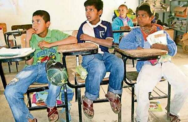 Mexican students continue to fare poorly in test results.