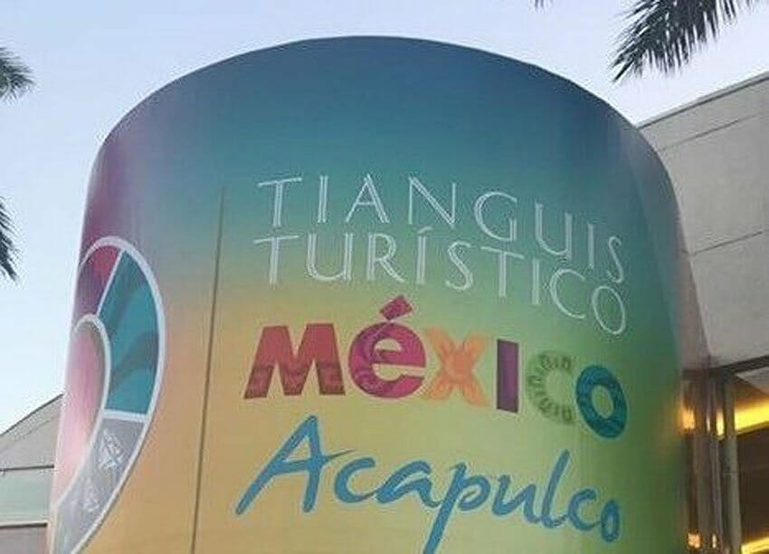 Mexico's biggest travel show is on now in Acapulco.