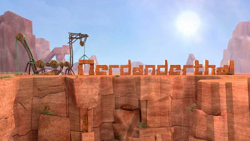 Nerdanderthal is an animated film by Mexico's Imagination Films.