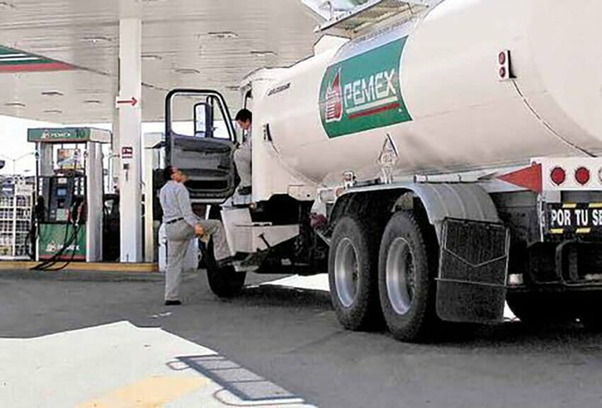 At Pemex, some thefts have been an inside job.
