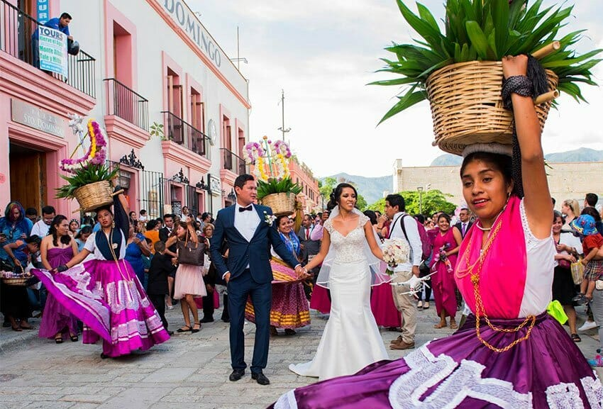 Ethnically diverse Oaxaca, recommended by National Geographic.