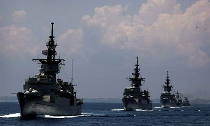 Joint maritime operation will go after narcos at sea.