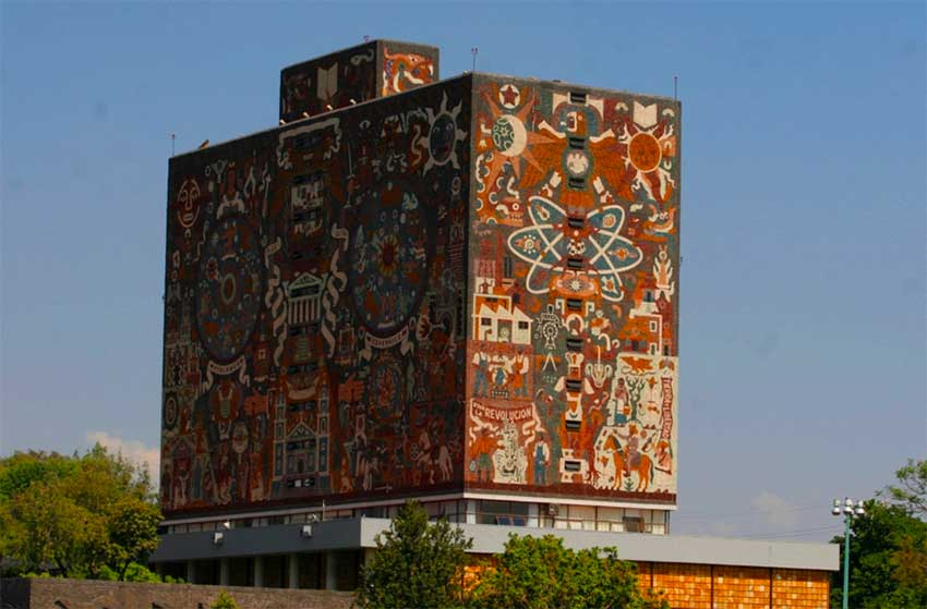 The Autonomous University of México offers a level of education that is unattainable to many.