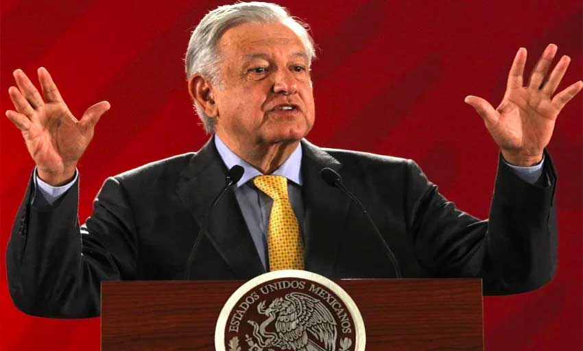 López Obrador: 'we have our differences with Reforma'
