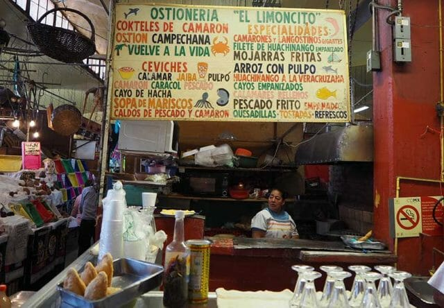 Sit at the counter of Limoncito and read the board out loud – nothing there to disappoint