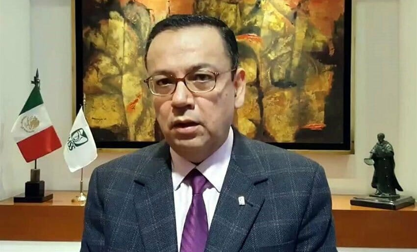 Martínez has resigned as head of IMSS after less than six months on the job.