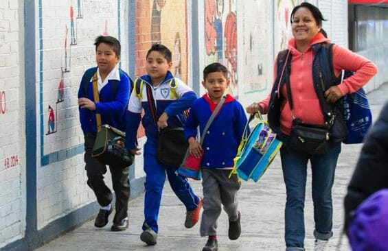 More money for Mexico City students.