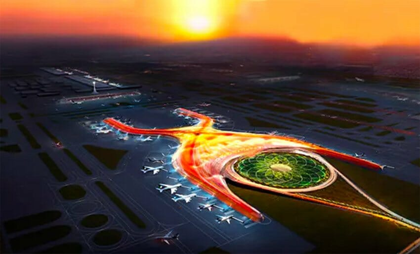 Group behind airport injunctions believes this airport can be revived.