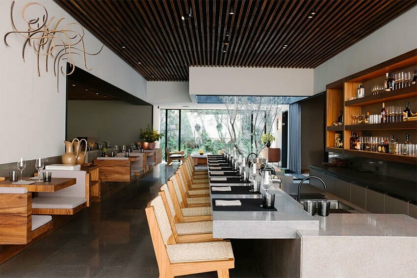 Pujol restaurant in Mexico City: best in North America.