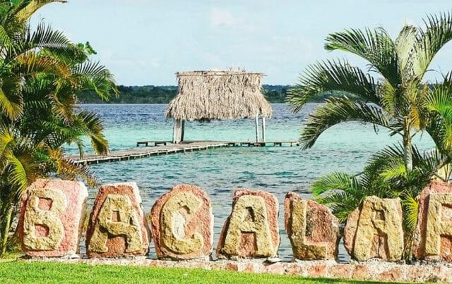 One of the train's 18 stations will be situated in Bacalar.
