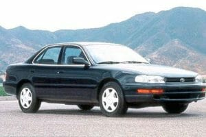 The underrated Toyota Camry.