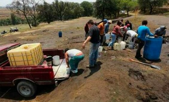 Pipeline theft continues unabated.