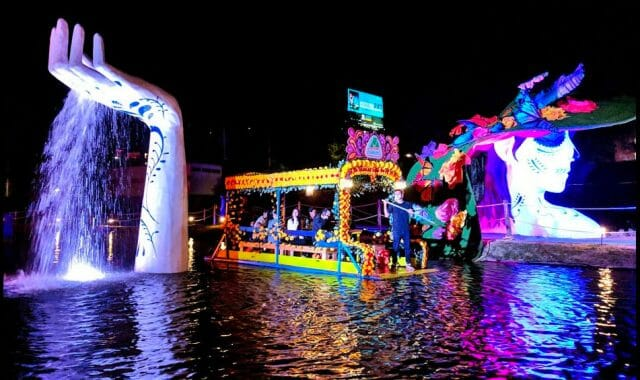 Calaverandia will offer over 30 attractions this year.