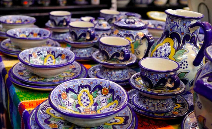 Talavera recognized by UNESCO for its heritage value.