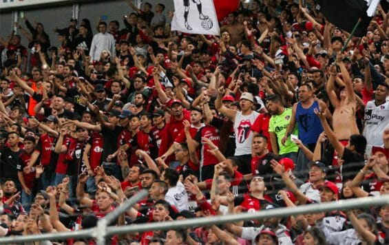 'Eh puto!:' fans shout it out, costing stadium a game.