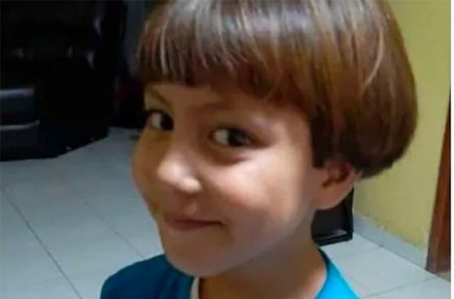 Fátima Cecilia Aldrighett was abducted from her school on Thursday.