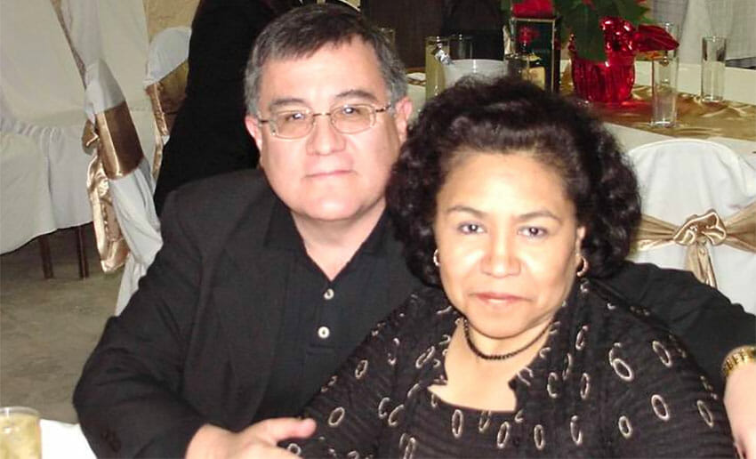 The Sonora doctor died a week after his wife.