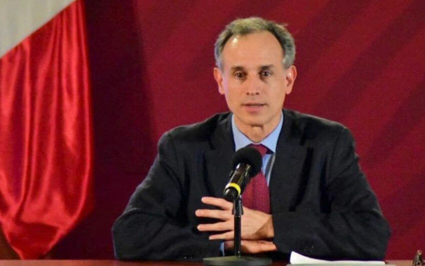 López-Gatell: if there is no decline, stricter measures will have to be considered.