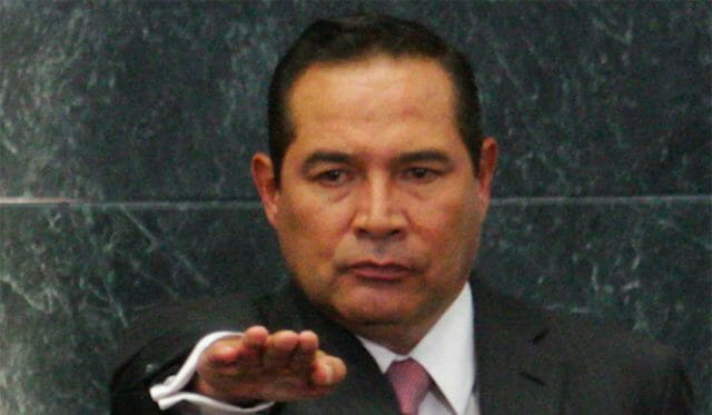 The financial transactions of former cabinet secretary Luis Miranda are also being investigated.