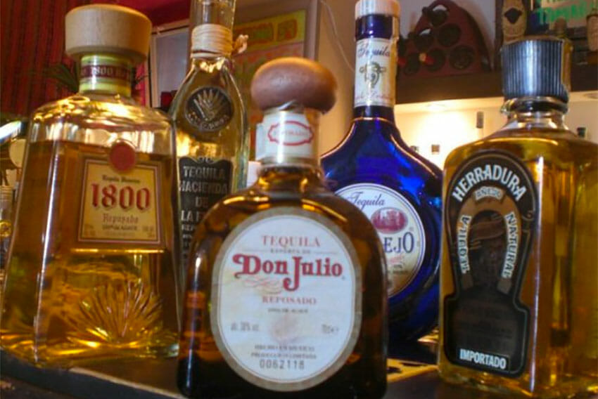 Tequila has proved a popular drink during the coronavirus lockdown.