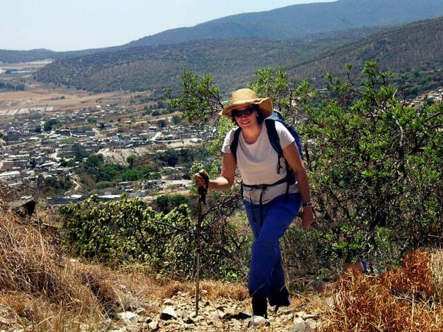 Visitors can expect a gain in altitude of 200 meters as they hike up Colli.