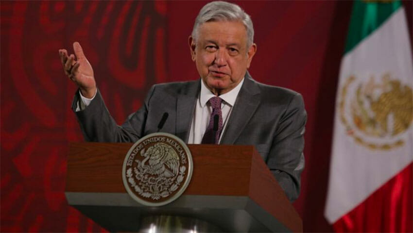 US never came through with $2 billion to stem migration: AMLO