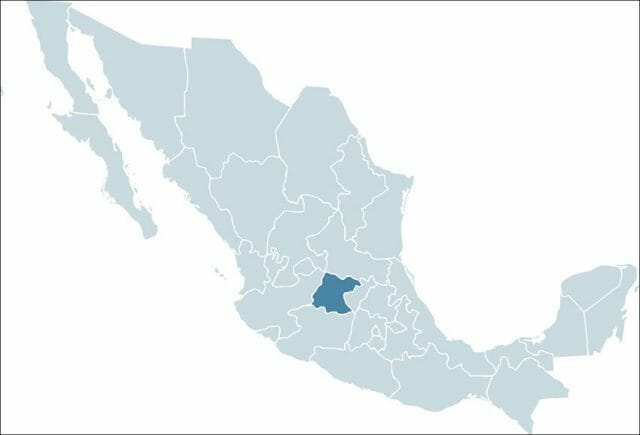 Guanajuato is important territory for the Jalisco New Generation Cartel.