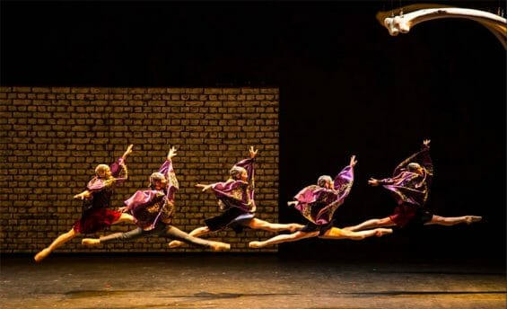 Plays, dance, concerts and more have been offered by El Cervantino over the course of 49 years.