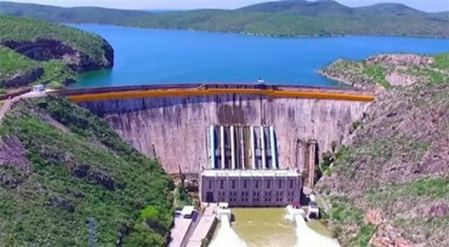 La Boquilla is one of the dams from which water has been diverted to the US.
