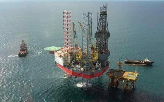 Pirates are making things risky for oil rig workers.
