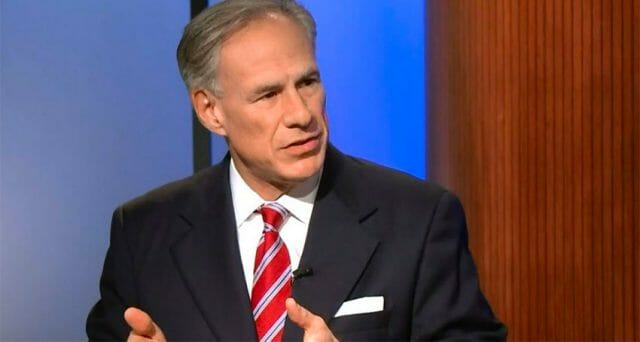 Texas Governor Abbott: 'Mexico must deliver more water immediately.'