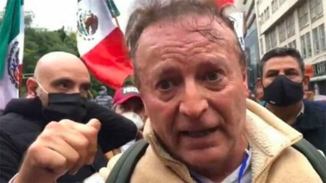 The president is going to resign, predicts Frenaaa leader Gilberto Lozano.