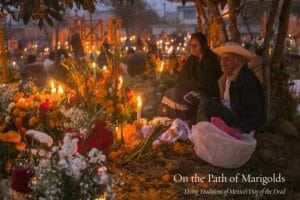 Ann Murdy's award-winning book shares photos of the celebration in rural areas of Michoacán, Oaxaca and Puebla.