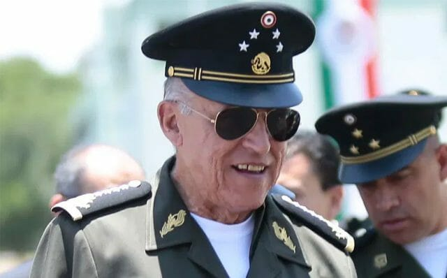 Cienfuegos' arrest described as 'heavy blow' to the image of the army.