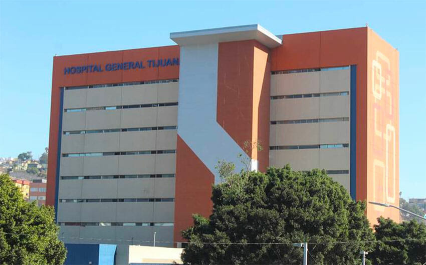 Theft of wiring has been blamed for a power outage at Tijuana General Hospital.