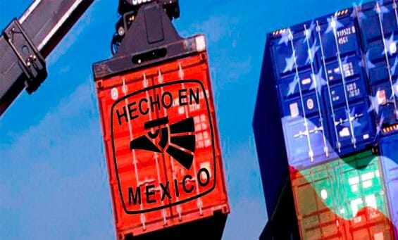 made in mexico exports