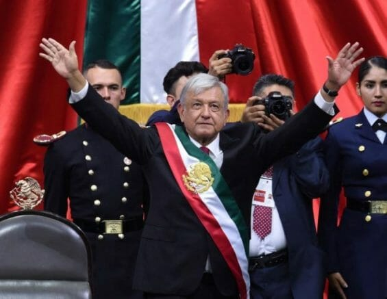 With López Obrador's election in 2018, the writer's hopes were high.