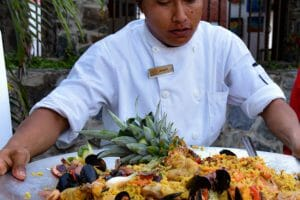 Zihuatanejo's Paella Fest has been a hit two years running.