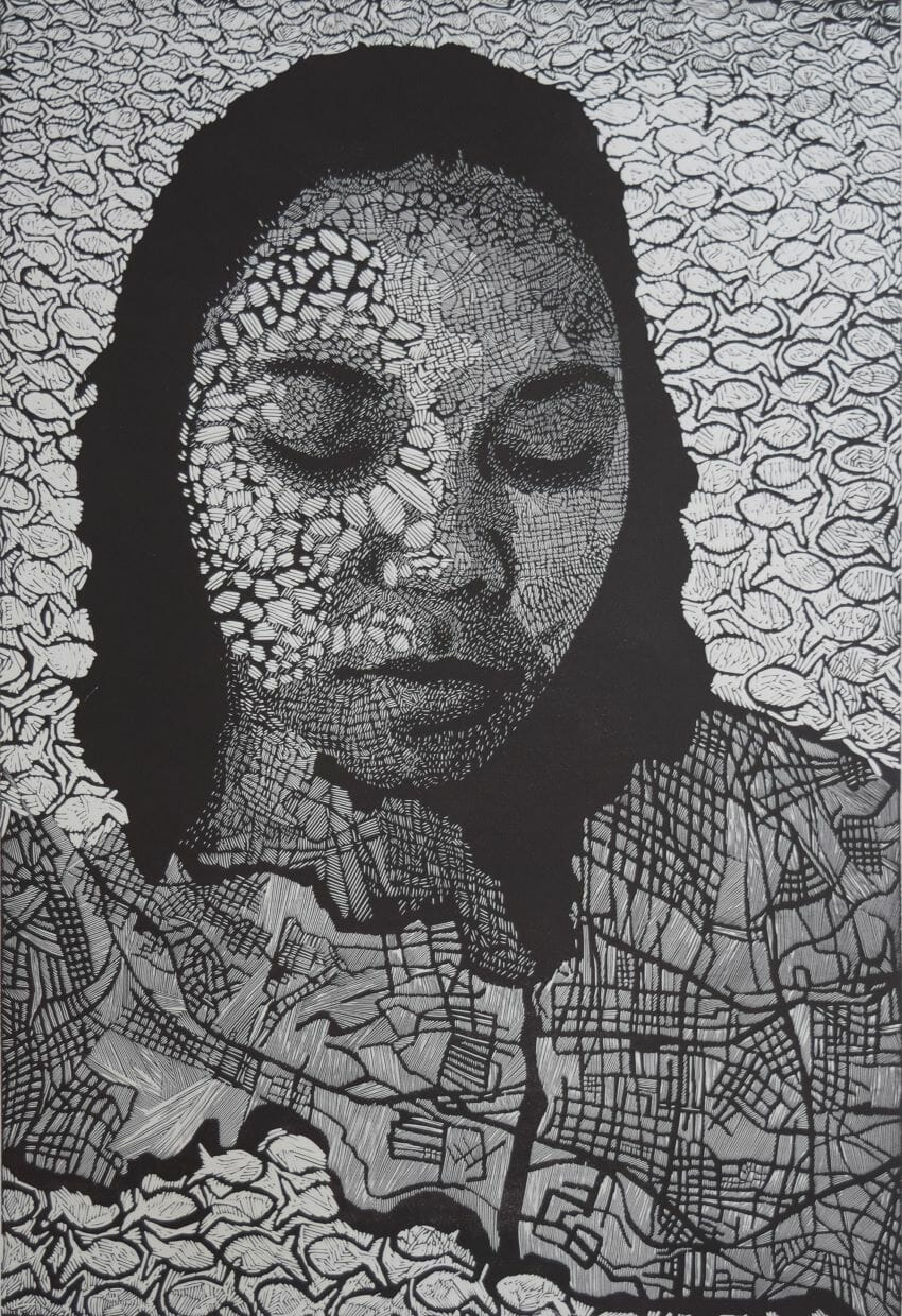 """""""De Isla"""" by América Rodríguez, who studied at UNAM, then stayed on in Mexico City."""