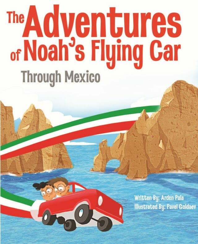 Pala's book takes young readers everywhere from the Chichén Itza Mayan ruins in Yucatán to the Guadalupe Basilica in Mexico City.