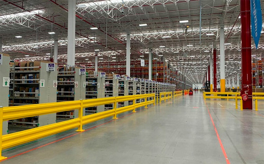 The existing center in Tepotzotlán covers more than 100,000 square meters.