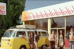 Oxxo ad from its early days in the late 1970s.