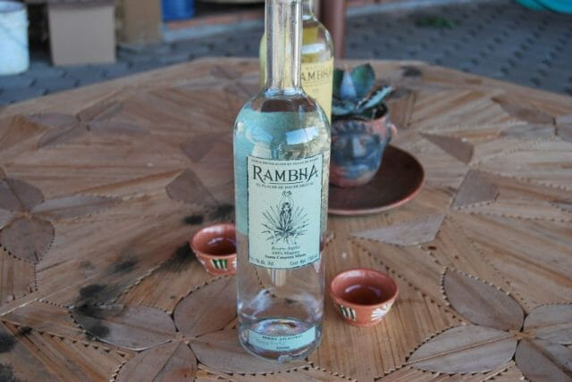The Rambha distillery specializes in high-proof, complex mezcals.