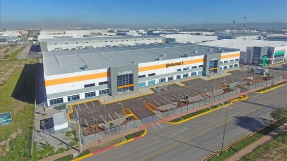 continental factory