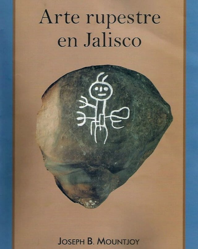 Arte Rupestre en Jalisco has 48 pages and 43 illustrations.