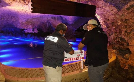 Officials shut down the Riolajante attraction at Xenses.