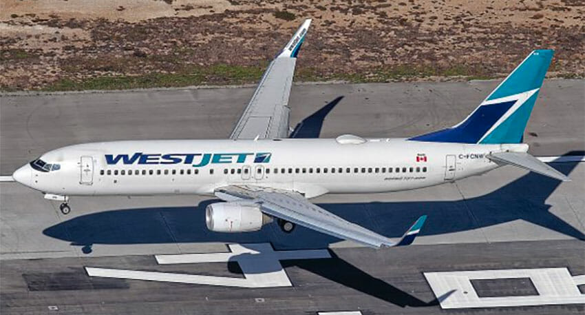 WestJet plans to resume flights to Mexico on June 4.